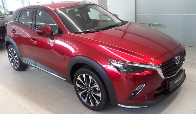 Mazda CX-3 2,0i M/T Skyactiv-G121/Revolution full